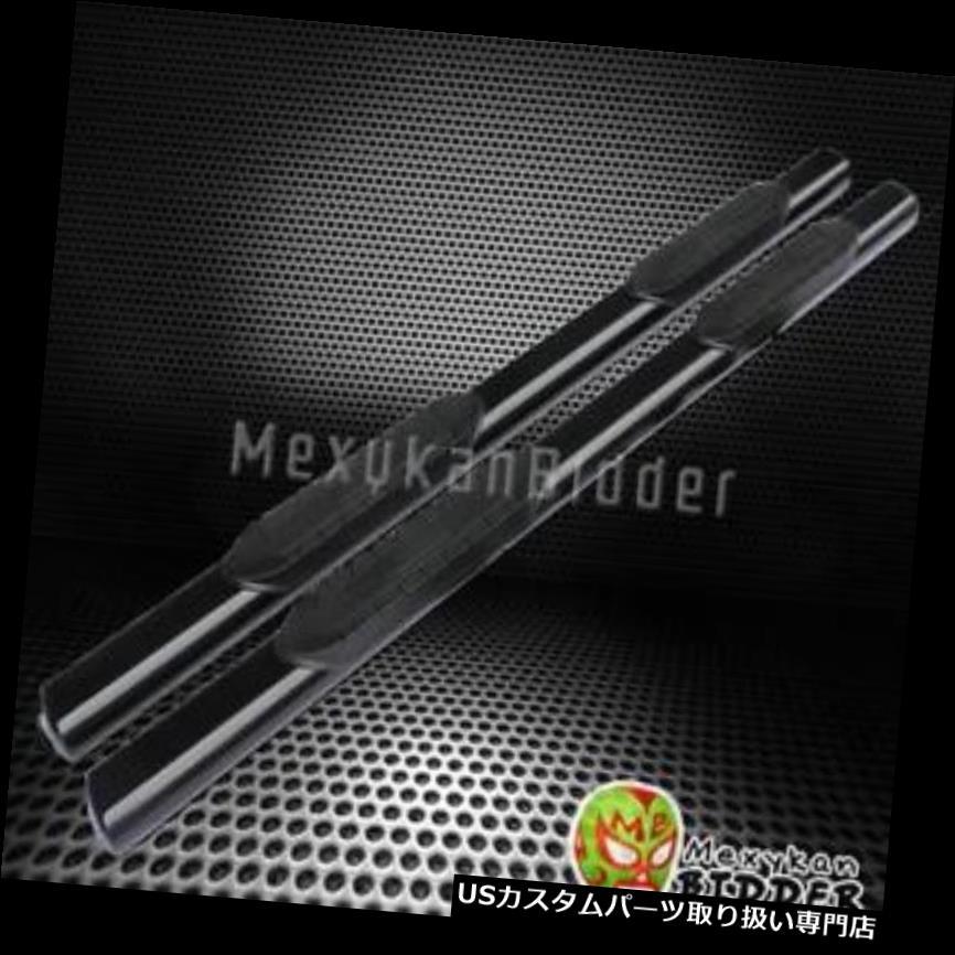 BOARD 1500 RAM 09-14 CAB SIDE - RUNNING 9 BLACK サイドステップ FOR 1500インチ拡張CABランニングボード用5インチサイドステップナーバー EXTENDED NERF 14 BAR RAM STEP 5