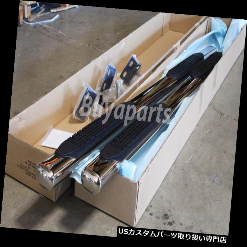 サイドステップ SILVERADO SIERRA 1500/2500 99-14拡張CAB 4インチオーバルサイドステップランニングボード SILVERADO SIERRA 1500/2500 99-14 Extemded CAB 4