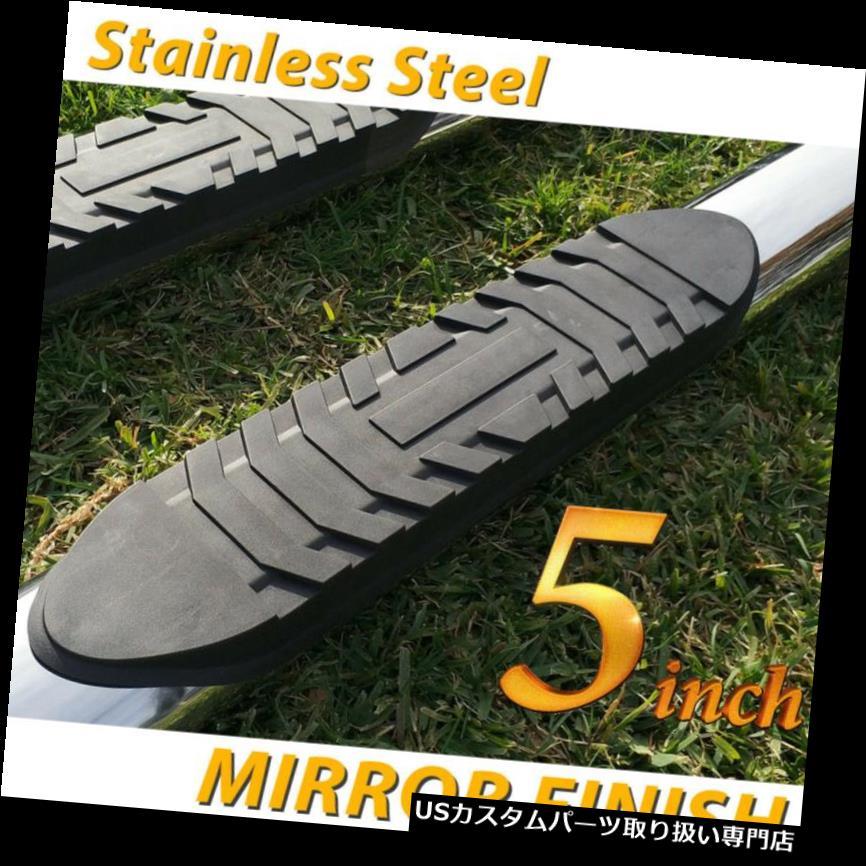 "For 17-19 Ford F250 Superduty Crew Cab 4.5/"" Running Board Side Step Nerf Bar DL"