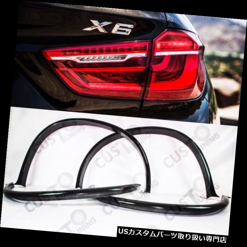 オーバーフェンダー BMW X 6 E 71 FENDER FLARES拡張ワイドホイールアーチセット4本 - グラスファイバー BMW X6 E71 FENDER FLARES extended wide WHEEL ARCH SET 4 pcs- Fiberglass
