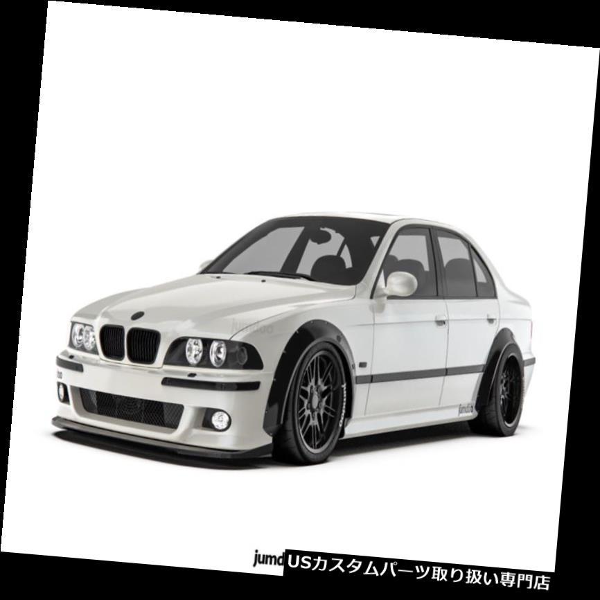 オーバーフェンダー BMW E39フェンダーflaresCONCAVE ワイドボディホイールアーチ2.75