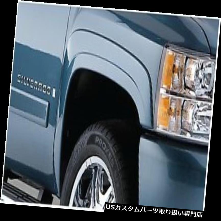 オーバーフェンダー ブッシュワッカー40079-02 OEスタイルフェンダーフレア Bushwacker 40079-02 OE Style Fender Flares