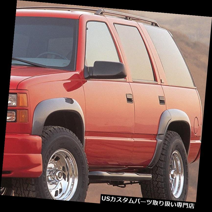 オーバーフェンダー 95-99シボレータホGMCユーコン4ドアキセノンウレタン6個フェンダーフレアキット8280 95-99 Chevrolet Tahoe GMC Yukon 4 Door Xenon Urethane 6pc Fender Flares Kit 8280