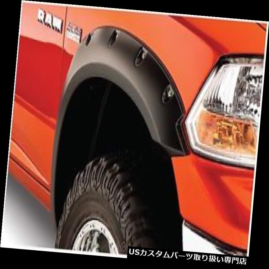 オーバーフェンダー Bushwacker 50037-02ポケットスタイルフェンダーフレアフィット09-16 1500 Ram 1500 Bushwacker 50037-02 Pocket Style Fender Flares Fits 09-16 1500 Ram 1500
