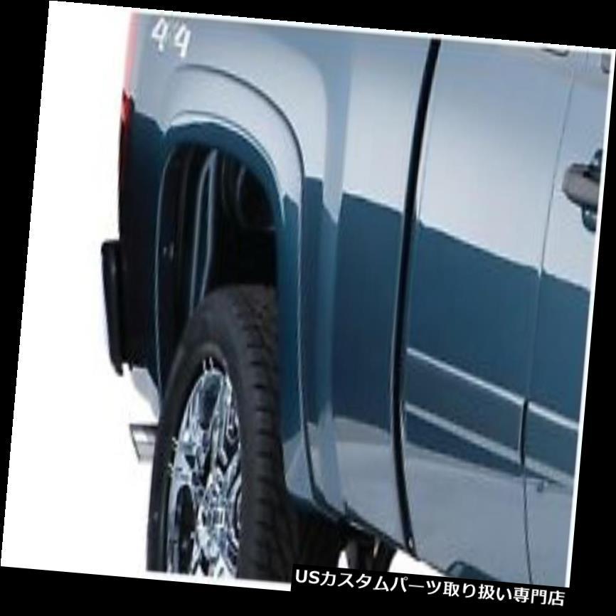 オーバーフェンダー Bushwacker 40088-02 OEスタイルフェンダーフレアは07-13 Silverado 1500にフィット Bushwacker 40088-02 OE Style Fender Flares Fits 07-13 Silverado 1500