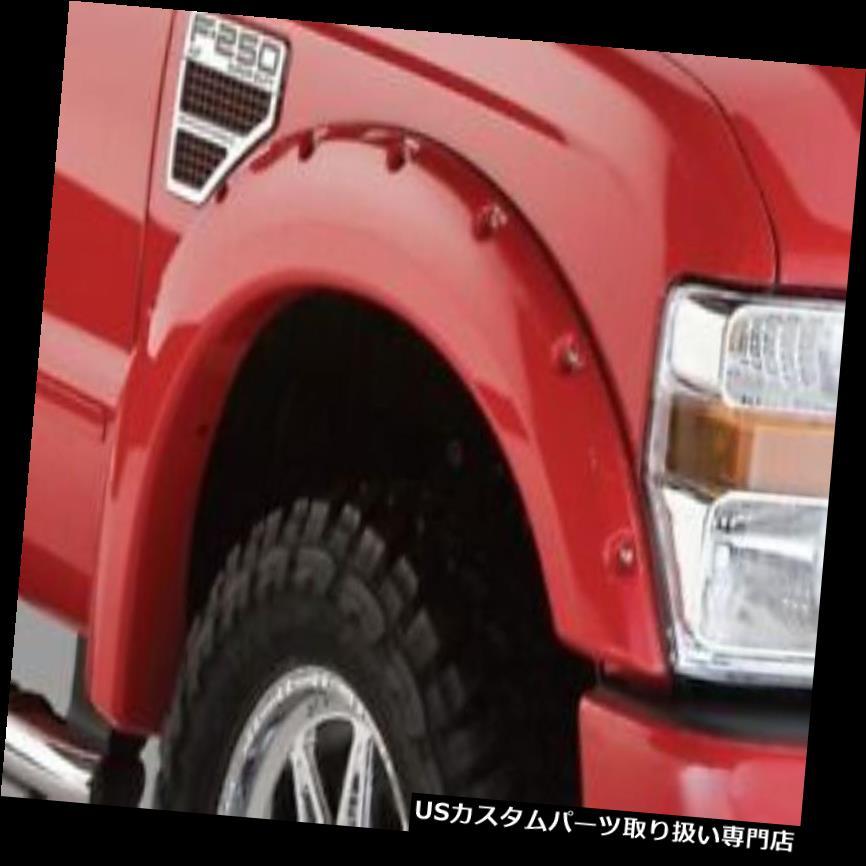 オーバーフェンダー Bushwacker 20055-02 - フロントポケットスタイルフェンダーフレア Bushwacker 20055-02 - Front Pocket Style Fender Flares