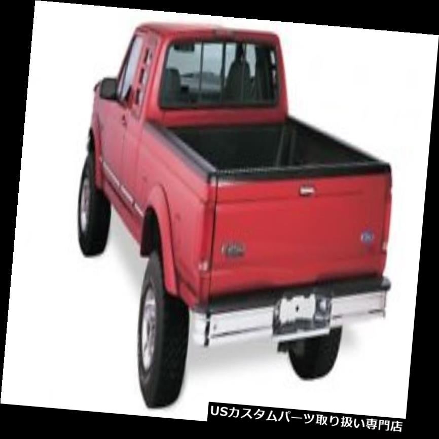 オーバーフェンダー Bushwacker Extend-A-Fende  r 92-96フォード用リアフェンダーフレアF-150 / F-250 Bushwacker Extend-A-Fender Rear Fender Flares For 92-96 Ford F-150 / F-250