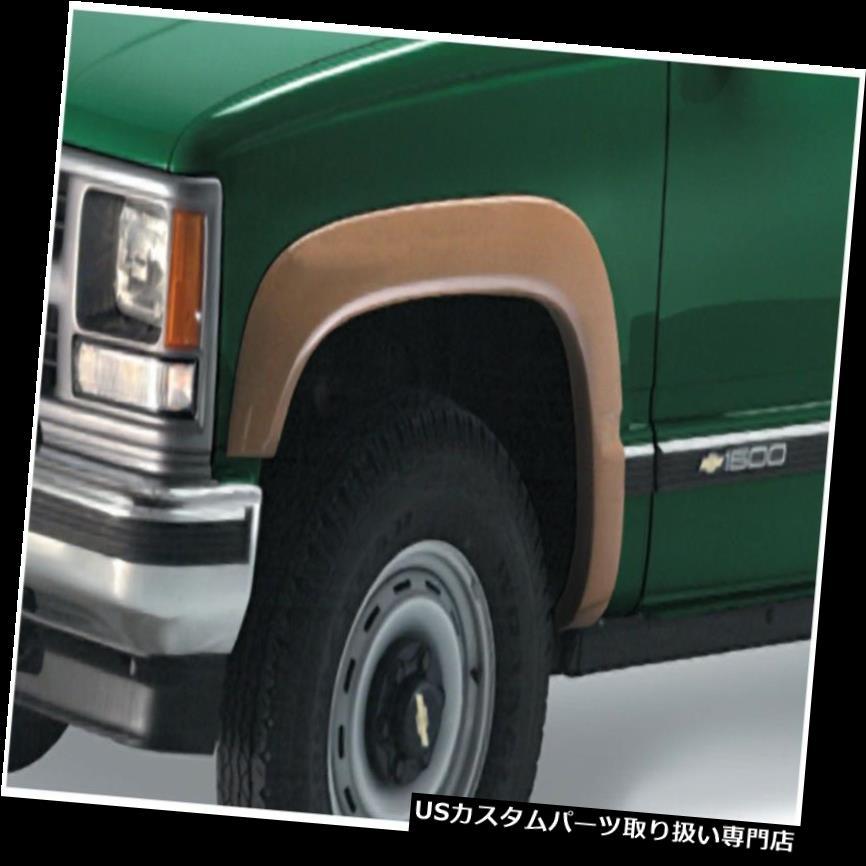 オーバーフェンダー ブッシュワッカー40027-01 OEスタイルフェンダーフレア Bushwacker 40027-01 OE Style Fender Flares