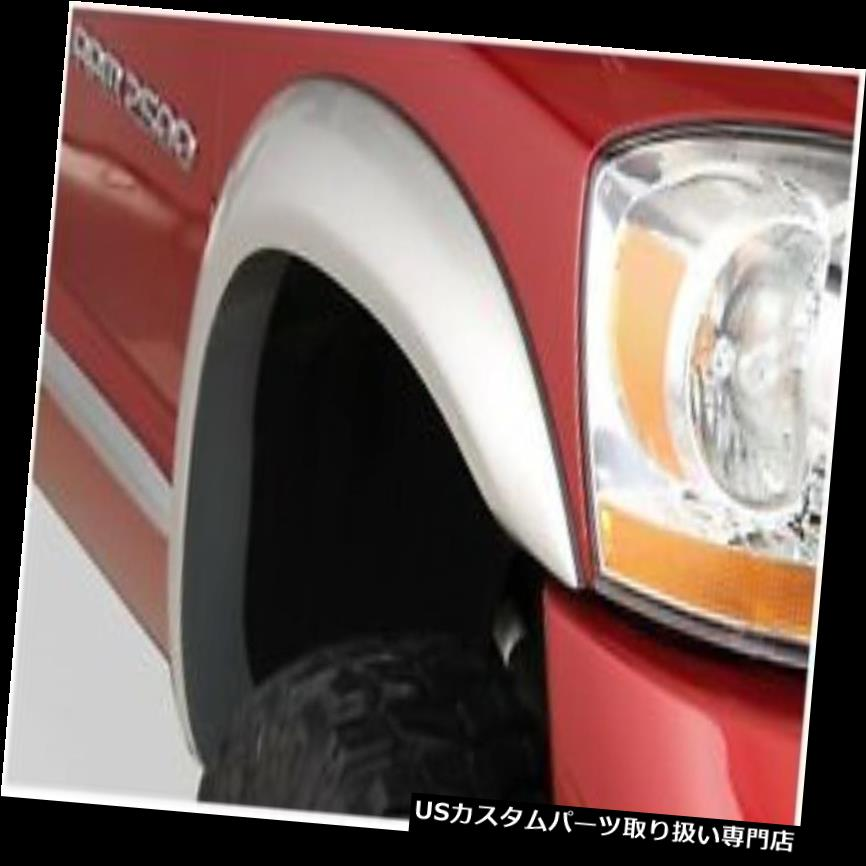 USオーバーフェンダー Bushwacker 50013-02 Extend-A-Fende  rフレアがRam 1500 Ram 2500 Ram 3500にフィット Bushwacker 50013-02 Extend-A-Fender Flares Fits Ram 1500 Ram 2500 Ram 3500
