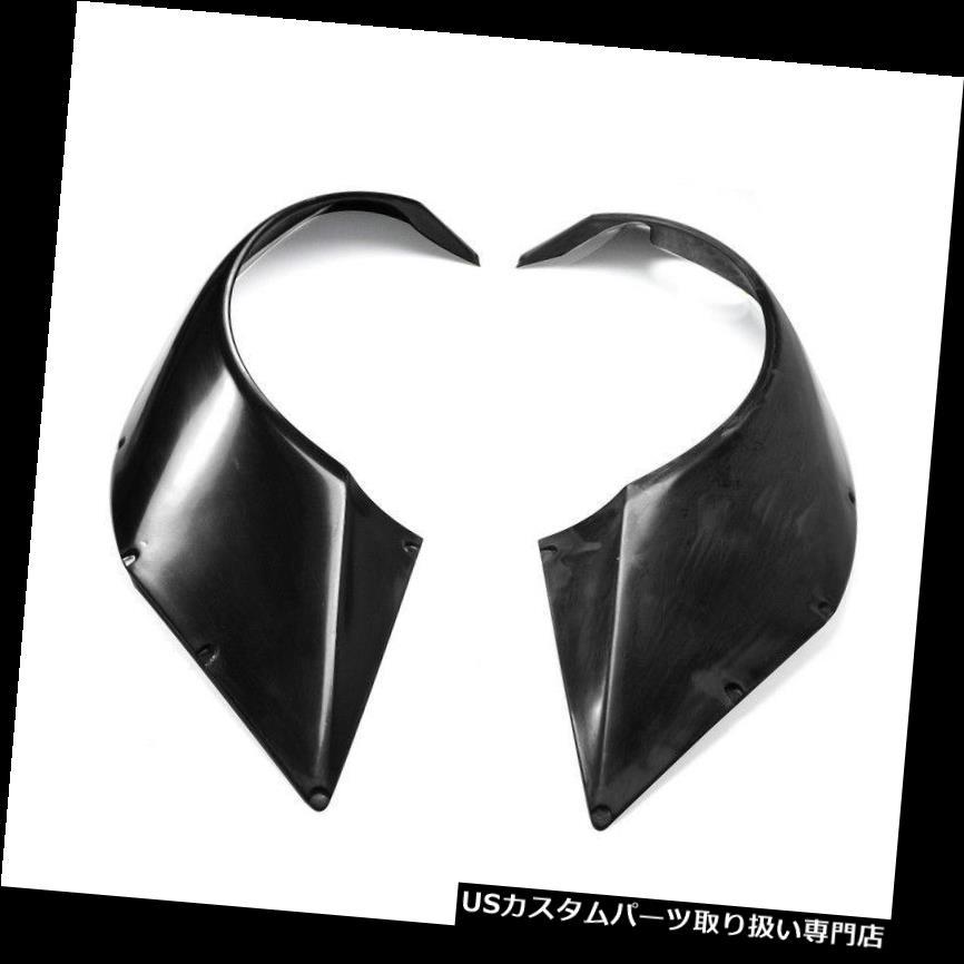 オーバーフェンダー 未塗装日産Z33 350Z RBのためのFRP繊維後輪アーチフェンダーフレアキット FRP Fiber Rear Wheel Arch Fender Flares Kit For Nissan Z33 350Z RB Unpainted