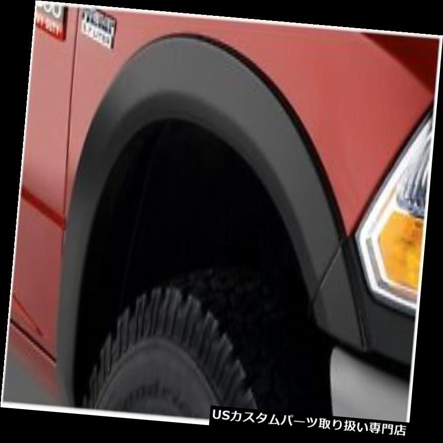 オーバーフェンダー Bushwacker 50043-02 OEスタイルフェンダーフレアフィット2500 3500フィットRam 2500フィットRam Bushwacker 50043-02 OE Style Fender Flares Fits 2500 3500 Fits Ram 2500 Fits Ram