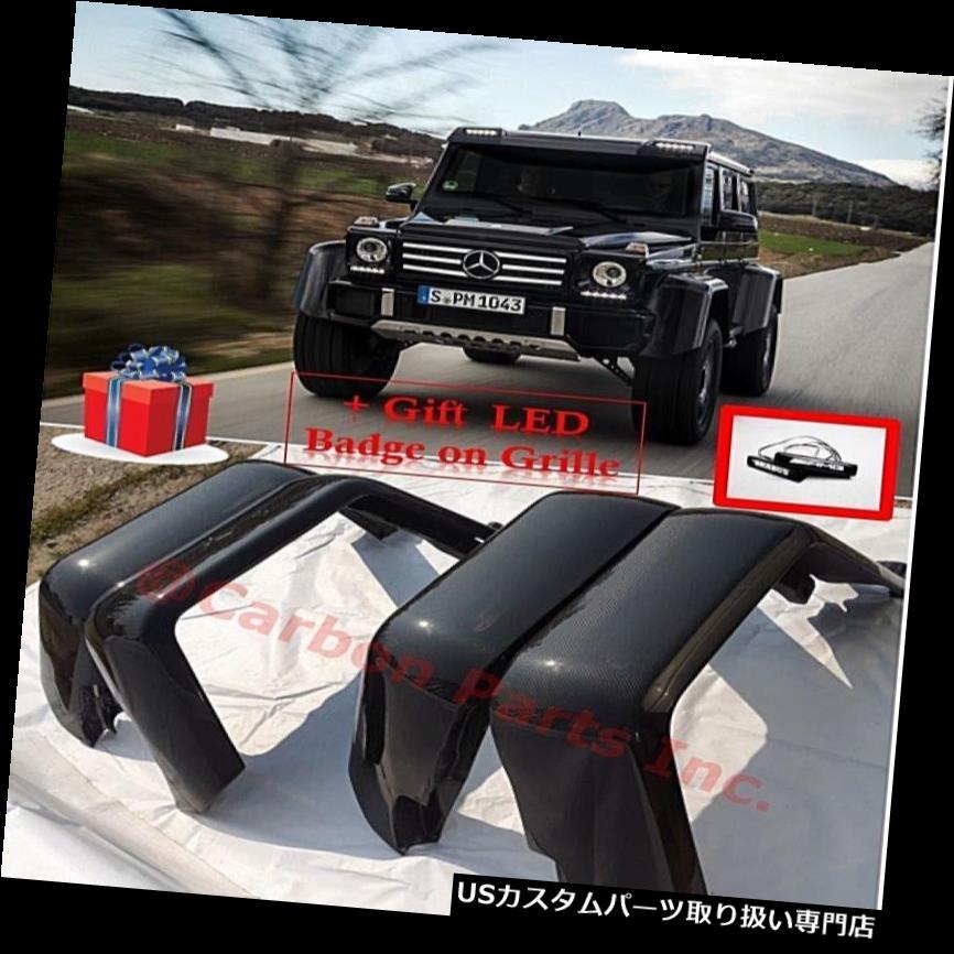 数量限定セール  オーバーフェンダー メルセデスW463カーボンファイバーフェンダーフレア4x4 AMGスタイルGワゴンG500 G550 FENDER G63 MERCEDES G65 MERCEDES W463 W463 CARBON FIBER FENDER FLARES 4x4 AMG STYLE G WAGON G500 G550 G63 G65, MilkyFace:fc9b792a --- eamgalib.ru