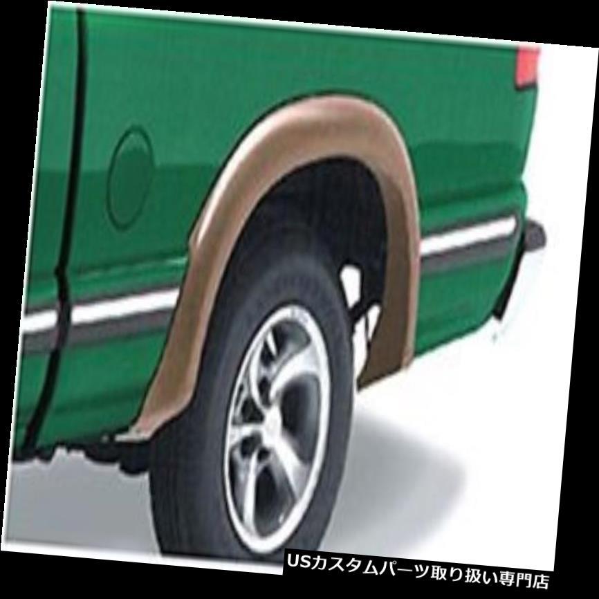 オーバーフェンダー ブッシュワッカーのボディギア41024-11フェンダーを広げる r Flares 1994-2003 Chevy S10(Fleets Bushwacker Body Gear 41024-11 Extend-A-Fender Flares 1994-2003 Chevy S10 (Fleets