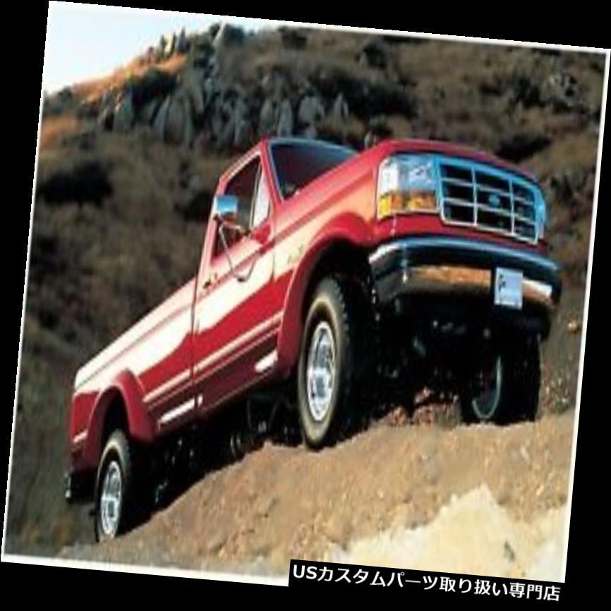 オーバーフェンダー ブッシュワッカー20021 - 11カットアウトフェンダーフレア Bushwacker 20021-11 Cut-Out Fender Flares