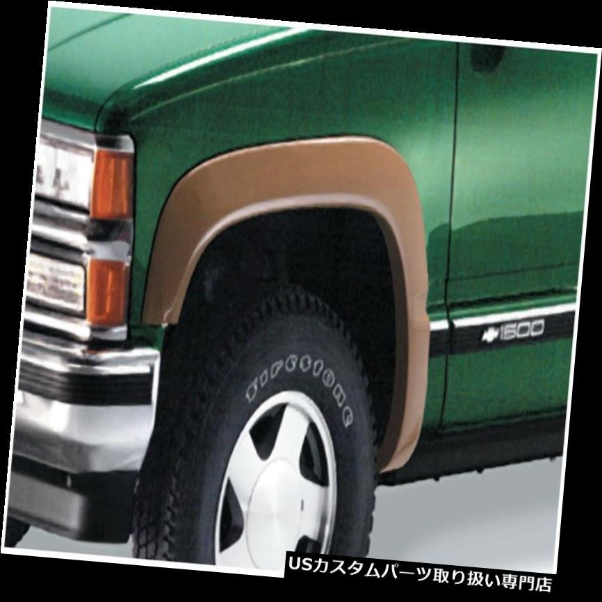 オーバーフェンダー Bushwacker 40013-01 Fendeを拡張 rフレア Bushwacker 40013-01 Extend-A-Fender Flares