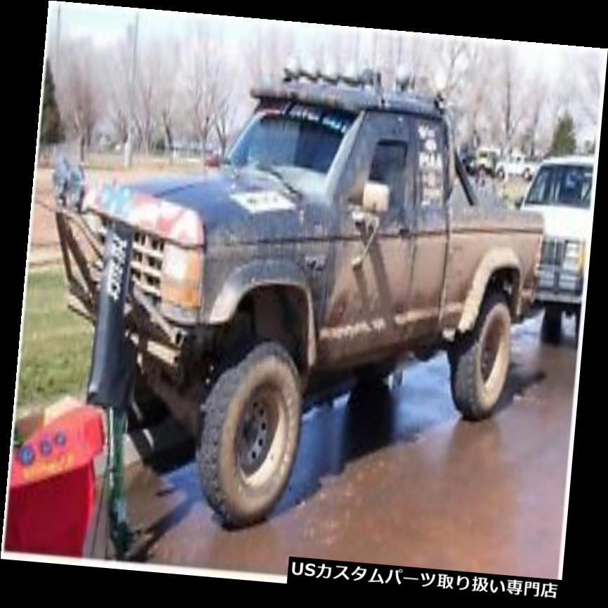 車用品・バイク用品 >> 車用品 >> パーツ >> 外装・エアロパーツ >> オーバーフェンダー オーバーフェンダー Bushwacker 21013-11カットアウトフェンダーフレア83-92 Bronco IIレンジャーにフィット Bushwacker 21013-11 Cut-Out Fender Flares Fits 83-92 Bronco II Ranger