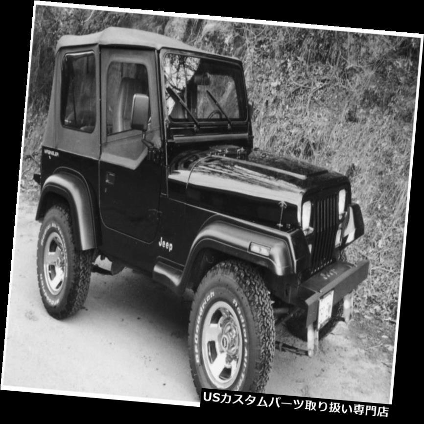 オーバーフェンダー 適合サイズ87?95ラングラー(YJ)Bushwacker 10903-11 Extend-A-Fende  rフレア Fits 87-95 Wrangler (YJ) Bushwacker 10903-11 Extend-A-Fender Flares