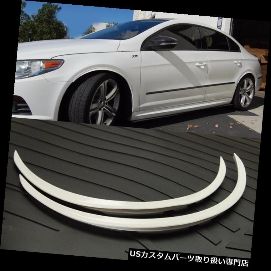 "From US 4× 28.7/"" Carbon Fiber Car Wheel Eyebrow Trim Lips Arch Fender Protector"