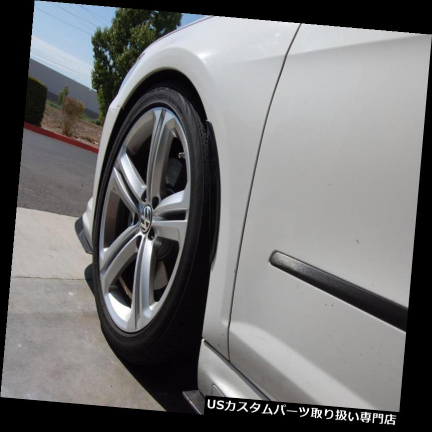 """29/"""" Pair Diffuser Wide Body Fender Flares For VW Wheel Wall Panel Bumper"""