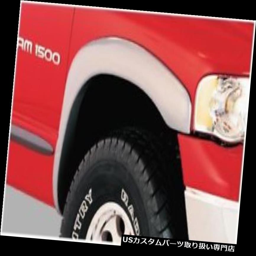 オーバーフェンダー Bushwacker 50015-02 OEスタイルフェンダーフレア Bushwacker 50015-02 OE Style Fender Flares
