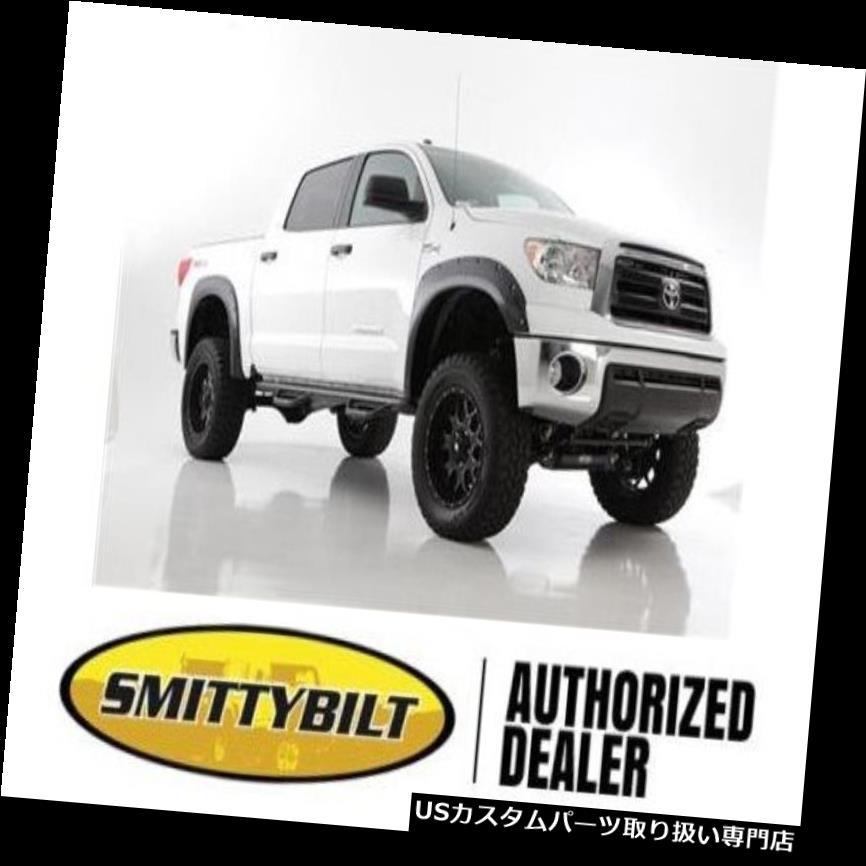 オーバーフェンダー Smittybilt M1パーフェクトフィットフェンダーフレア14-17トヨタツンドラピックアップトラック17591 Smittybilt M1 Perfect Fit Fender Flares 14-17 Toyota Tundra Pickup Truck 17591