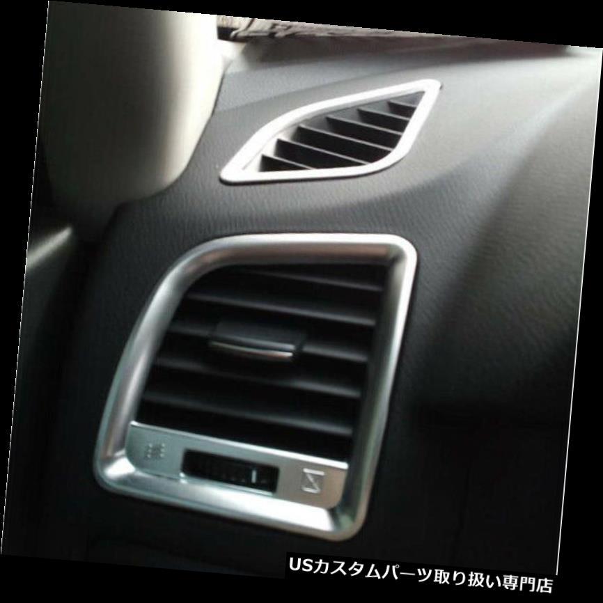車用品 バイク用品 >> パーツ 外装パーツ その他 クロームカバー メッキカバー マツダCX-5 2012-2016年のための4つのPCのABSクロム左の右の空気出口の出口のトリムカバー 4 Pcs ABS Outlet Chrome Vent Right Mazda オンラインショップ Trim 開催中 2012-2016 CX-5 Cover For Left Air
