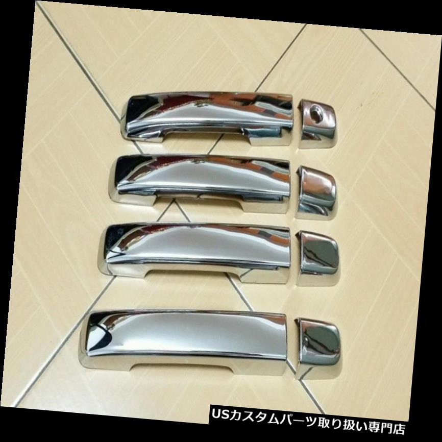 Chrome Mirror Cover Chrome Door Handle Cover  Chevy Aveo5 Hatchback 04-11