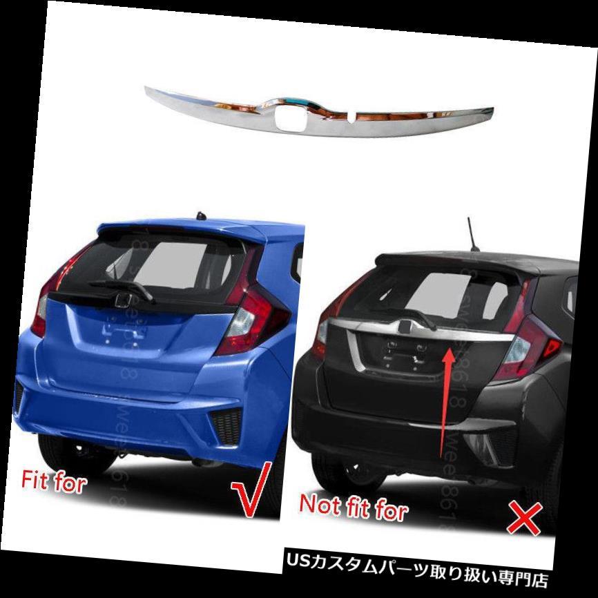 fits Toyota RAV4 2016-2018 ABS Chrome Rear Door Trunk Lid Decoration Cover Trim