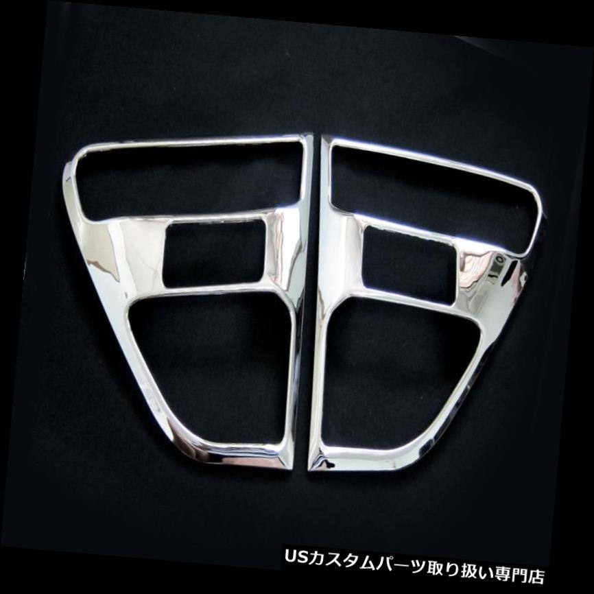 クロームカバー メッキカバー フォードレンジャー2012用クロームサイドベントサイドドアカバートリム2013年ピックアップ2014 2014 T6 CHROME SIDE VENT SIDE DOOR COVER TRIM FOR FORD RANGER 2012 PICK UP 2013 2014 T6