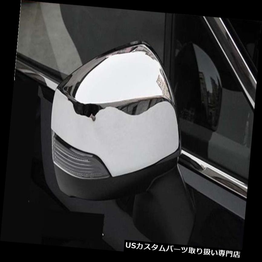 For 11~16 JEEP GRAND CHEROKEE Chrome Mirror 4 Door Handle Cover w//Smart Hole
