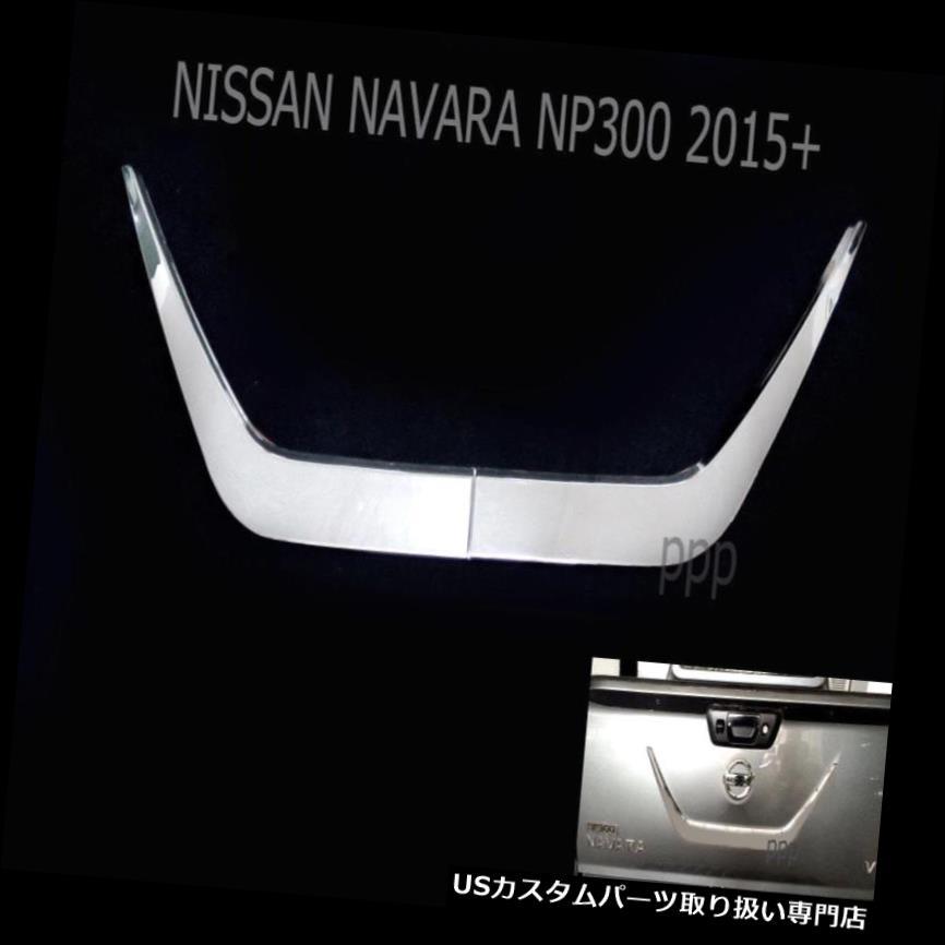 "2 CHROME Logo SIDE DOOR /"" NAVARA /"" FOR NISSAN FRONTIER NAVARA D40 GENIUS PARTS"