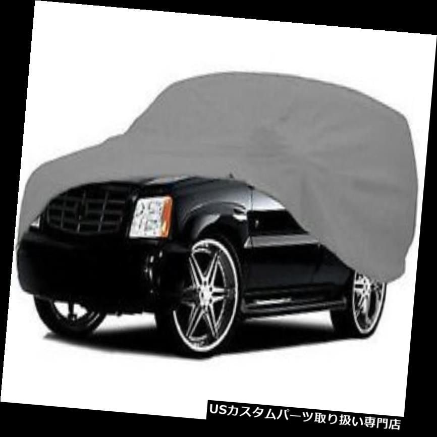 2015 CHEVROLET SUBURBAN Breathable Car Cover w//Mirror Pockets Black