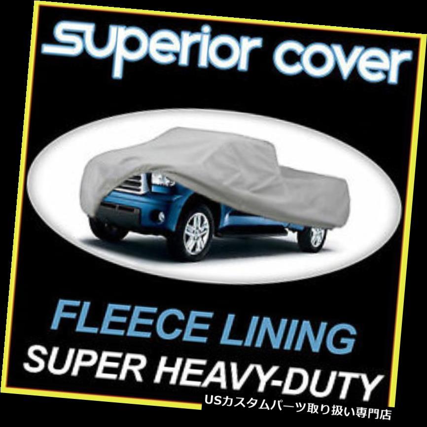 カーカバー 5LトラックカーカバーGMCシエラHDクルーキャブロングベッド2001-2012 5L TRUCK CAR Cover GMC Sierra HD Crew Cab Long Bed 2001-2012