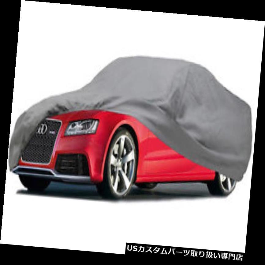 カーカバー アウディA6のための3層の車のカバーA 1998 1998 99 2000 01 02 03 04 3 LAYER CAR COVER for Audi A6 1998 99 2000 01 02 03 04