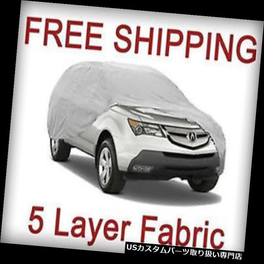 カーカバー 5層SUV車のカバーは19.1 LからSUVのフィット - 20 L 5 LAYER SUV CAR COVER FITS SUV's FROM 19.1' L - 20' L