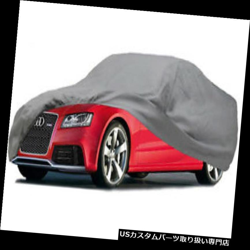 カーカバー 長さ22フィートまでのセダンスタイルの車用の3層カーカバー 3 LAYER CAR COVER for sedan style cars up to 22' in length