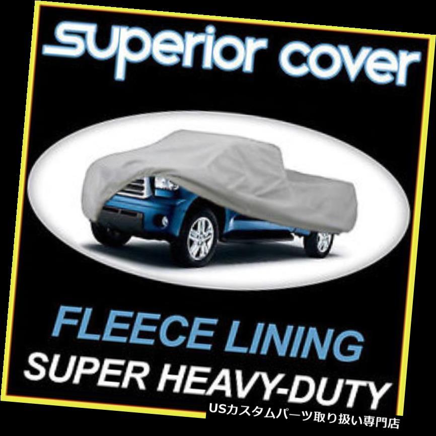カーカバー 5Lトラック車用カバーフォードF-150ロングベッドクルーキャブ1998 1999 2000 5L TRUCK CAR Cover Ford F-150 Long Bed Crew Cab 1998 1999 2000