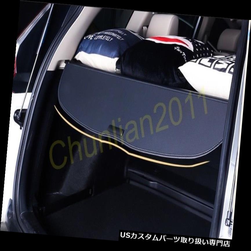 リアーカーゴカバー 2017-2018ホンダCRV CR-Vブラック用リアトランクシェードカーゴカバーnew Rear Trunk Shade Cargo Cover for 2017-2018 Honda CRV CR-V BLACK new