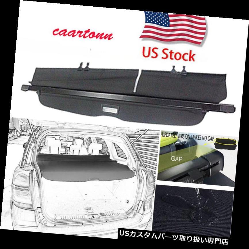 リアーカーゴカバー 更新されたバージョン2010-2017シボレー春分のためのトノー貨物カバー後部トランク Updated Version Tonneau Cargo Cover Rear Trunk For 2010-2017 Chevrolet Equinox