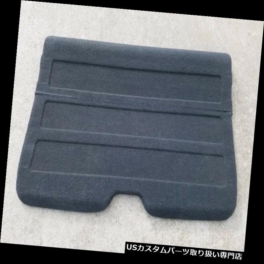 リアーカーゴカバー 88-91ホンダCrx OEM後部貨物カバーパネルブラックグレー 88-91 Honda Crx OEM Rear Cargo Cover Panel Black Gray