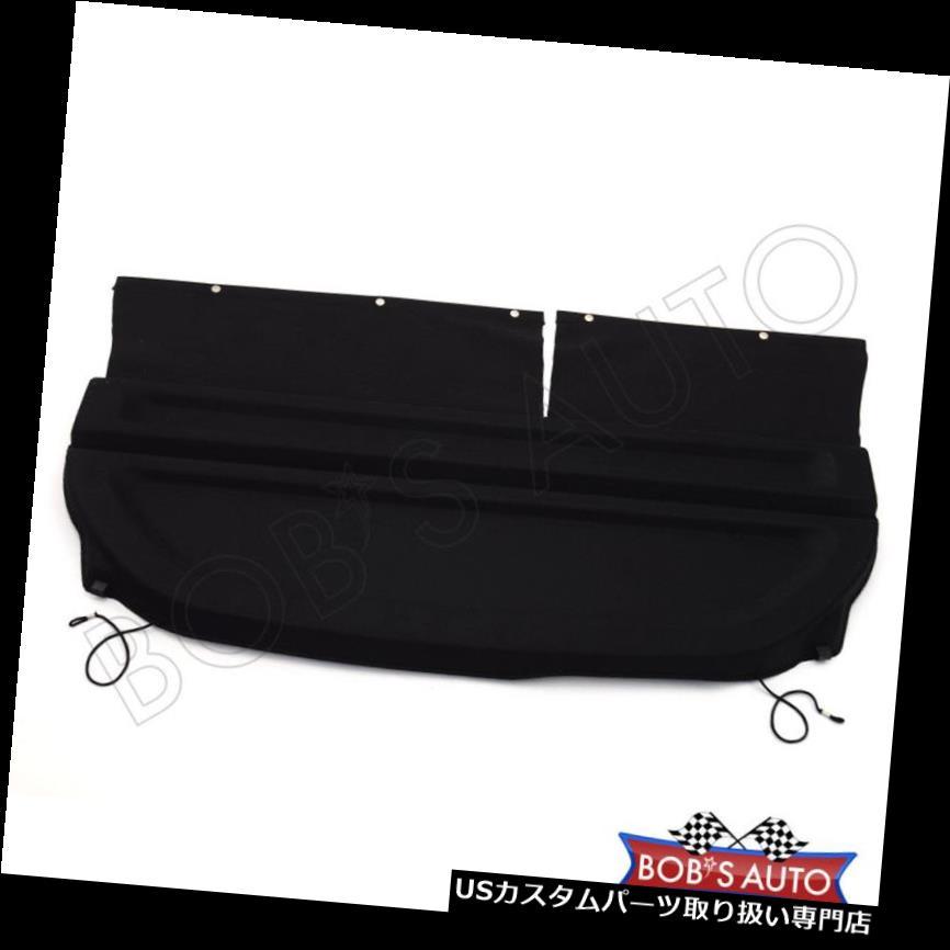 リアーカーゴカバー [OEスタイル] 09-11ホンダフィットジャズ用格納式リアトノーカーゴカバーシェード [OE Style] Retractable Rear Tonneau Cargo Cover Shade For 09-11 Honda Fit Jazz