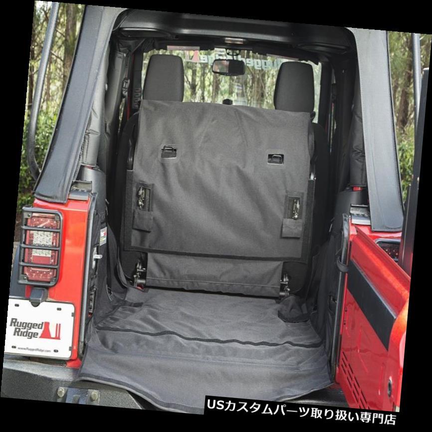 リアーカーゴカバー C3カーゴカバー2ドアW / OサブウーファージープラングラーJK 2007-2018 13260.03用 C3 Cargo Cover 2-Door W/O Subwoofer for Jeep Wrangler JK 2007-2018 13260.03