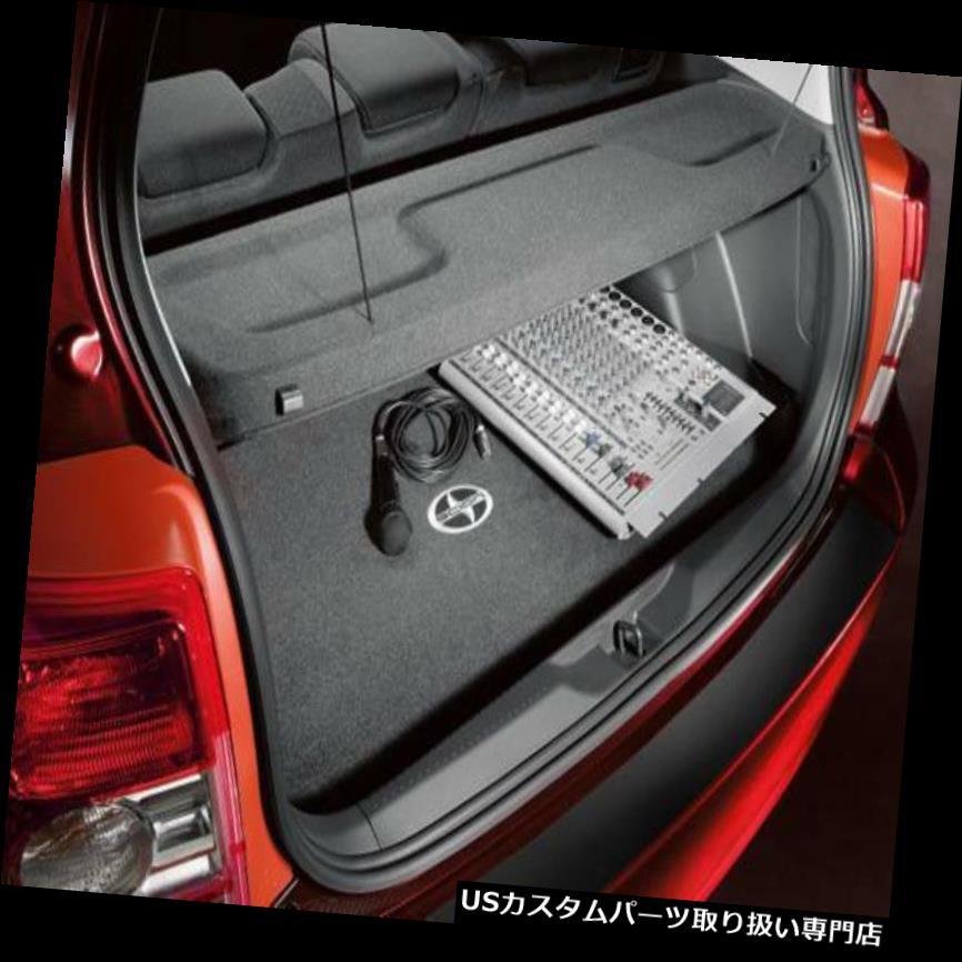 リアーカーゴカバー 新しい2008年の2013年のSCION XDの工場OEMの後部トランクの貨物区域カバー/ 08201-52810-C0 NEW 2008 2013 SCION XD FACTORY OEM REAR TRUNK CARGO AREA COVER/ 08201-52810-C0