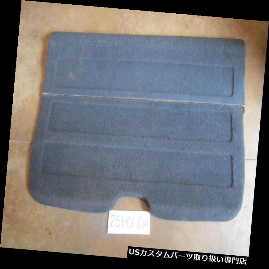 リアーカーゴカバー 1988-1991ホンダCRX SIリアカーゴカバーブルーウルトラレアEF CR-X OEM 1988-1991 Honda CRX SI Rear Cargo Cover Blue Ultra Rare EF CR-X OEM
