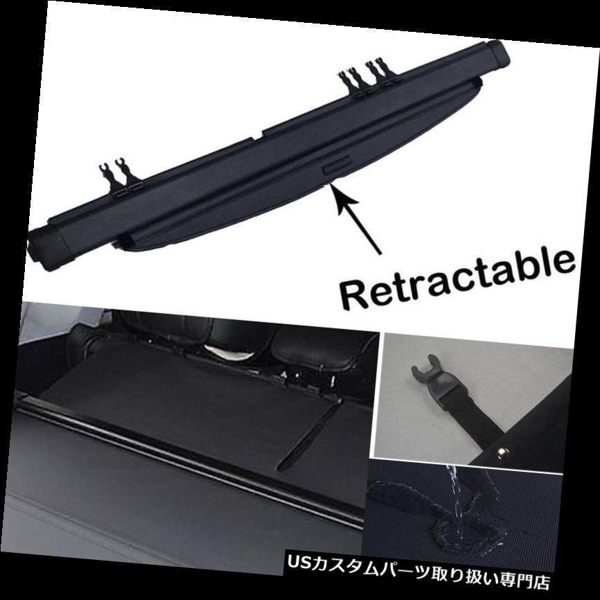 リアーカーゴカバー 2002-2006ホンダCR-V CRV格納式セキュリティ後部トランク貨物カバーシェード For 2002-2006 Honda CR-V CRV Retractable Security Rear Trunk Cargo Cover Shade