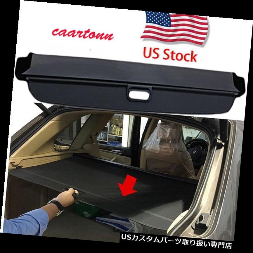 リアーカーゴカバー BMW X5 E70 2008-2016のための内部の後部トランクの荷物の保証陰の貨物カバー Interior Rear Trunk Luggage Security Shade Cargo Cover For BMW X5 E70 2008-2016