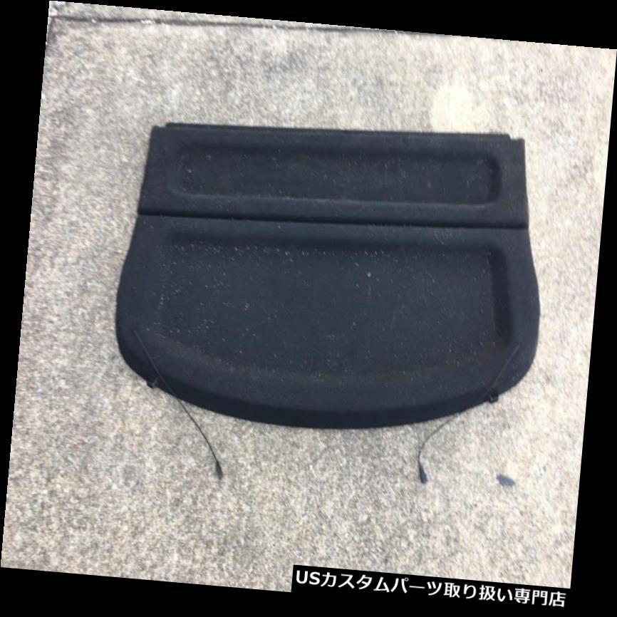 リアーカーゴカバー 2004-2008マツダ6ハッチバックハッチ後部貨物カバーシェード小包棚 - 黒 2004-2008 Mazda 6 Hatchback Hatch Rear Cargo Cover Shade Parcel Shelf - Black