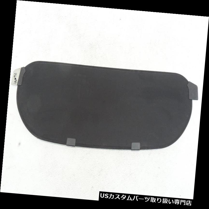 リアーカーゴカバー 17 18 Honda CivicリアCARGO COVERタイヤライナーカバーパネルフタ84450-TGG-A01Z  A 17 18 Honda Civic Rear CARGO COVER Tire Liner Cover Panel Lid 84450-TGG-A01ZA