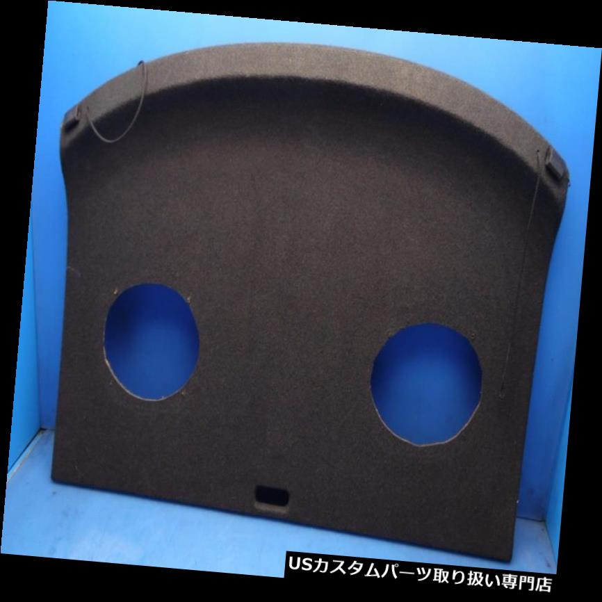 リアーカーゴカバー 89-94日産240sx S13 OEMリアカーゴカバーパネルブラックハッチバック*穴 89-94 Nissan 240sx S13 OEM rear cargo cover panel black hatchback *holes