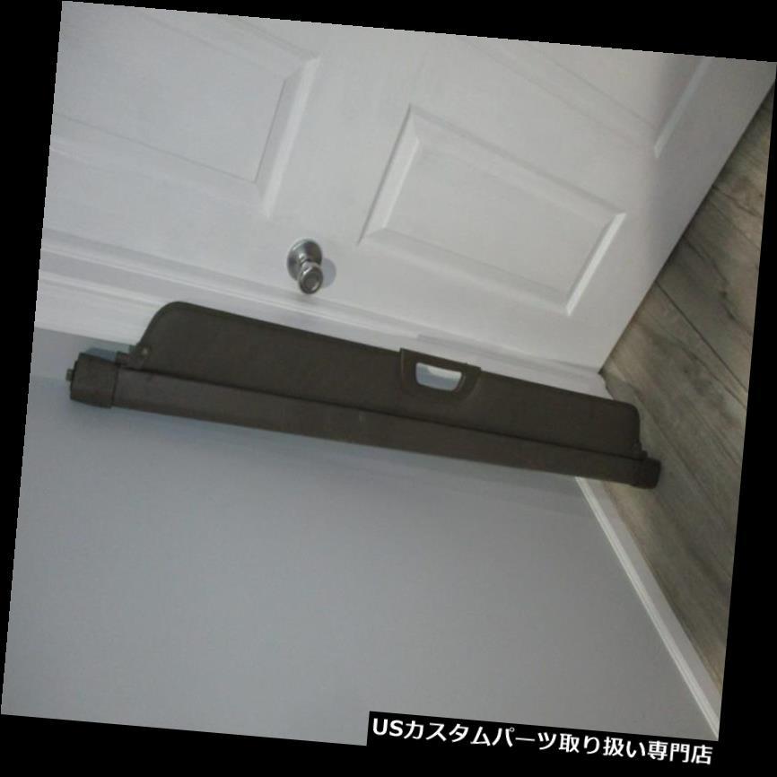 リアーカーゴカバー 2001年モンテスポーツ後部格納式貨物プライバシーシェードカバートリムトランクリッド 2001 MONTERO SPORT Rear Retractable Cargo Privacy Shade Cover Trim Trunk Lid